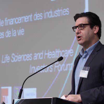 Perry Niro veut aider les entreprises en biotech québécoises