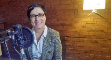 Invitée de CL'hebdo, Anne-Marie Larose parle des femmes en science