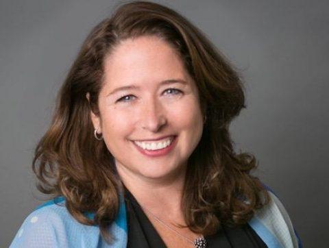 Isabelle Foisy, PDG de QuébecInnove s'exprime au micro de CL'hebdo