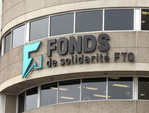 Le Fonds de Solidarité FTQ investit dans la transition énergétique