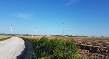 Une entreprise québécoise déploie l'éolien en France