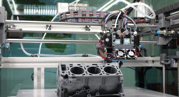 Un meilleur accès à l'impression 3D de pièces métalliques