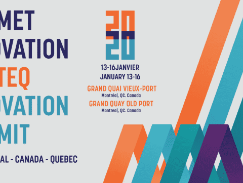Sommet Innovation MEDTEQ du 13 au 16 janvier 2020