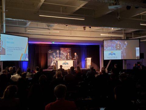 MEDTEQ clôt le Sommet Innovation sur une annonce d'expansion