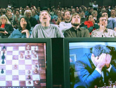 Le jour où Deep Blue a battu Garry Kasparov aux échecs