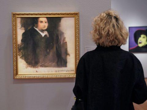 [RÉCIT]- La première vente aux enchères d'un tableau peint par une IA