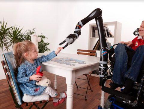 [Entrevue] Des robots au service du handicap