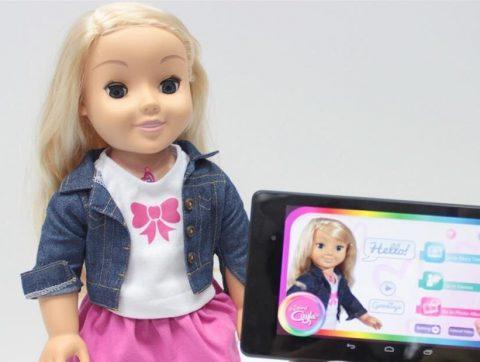 Des jouets qui collectent des informations à notre insu