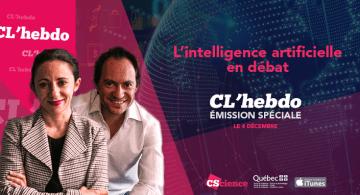 L'intelligence artificielle en débat : émission spéciale