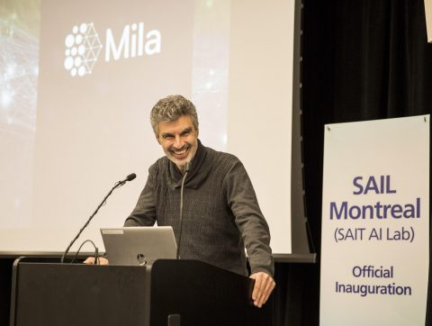Samsung implante son labo à Montréal avec à sa tête, un chercheur Québécois de talent !