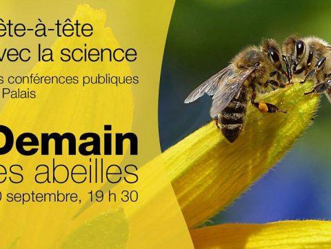 """En """"tête-à-tête avec la science"""" au Palais des congrès de Montréal"""