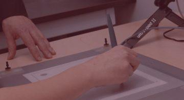 [VIDEO] Un trait de crayon qui révèle l'état de santé des patients