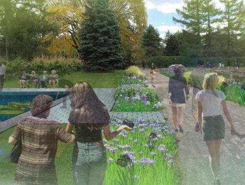 Inauguration du parcours des phytotechnologies au Jardin Botanique de Montréal