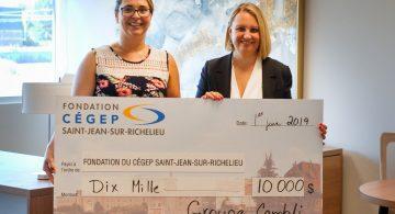 Le Groupe Cambli soutient la relève québécoise en Techniques de génie mécanique