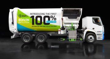 Québec pousse l'innovation dans les véhicules lourds électriques