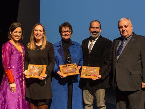 Trois prix de 10 000 $ chacun décernés à trois scientifiques québécois