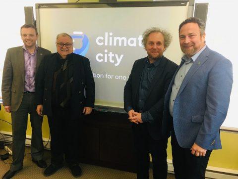 La cité des trois climats de Trois-Rivières