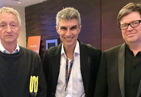 Les pères fondateurs du deep learning : Yoshua Bengio, Yann Le Cun et Geoffrey Hinton