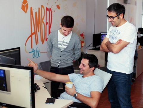 Le studio de jeux Amber ouvre  à Montréal et cible l'IA