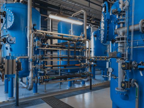 Implémenter l'IA dans le traitement de l'eau