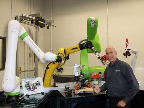Subvention fédérale: la robotique et l'IA pour faire grandir les PME d'ici