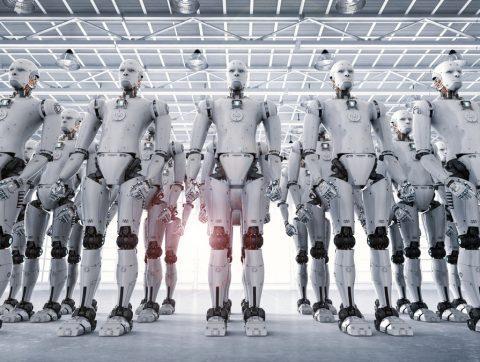 [ÉDITORIAL] Faut-il craindre l'armée des robots ?